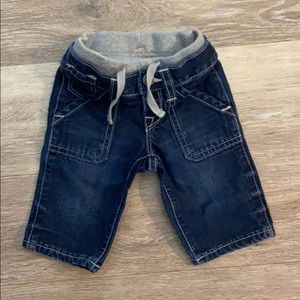 Gap size 0 to 3 month jeans